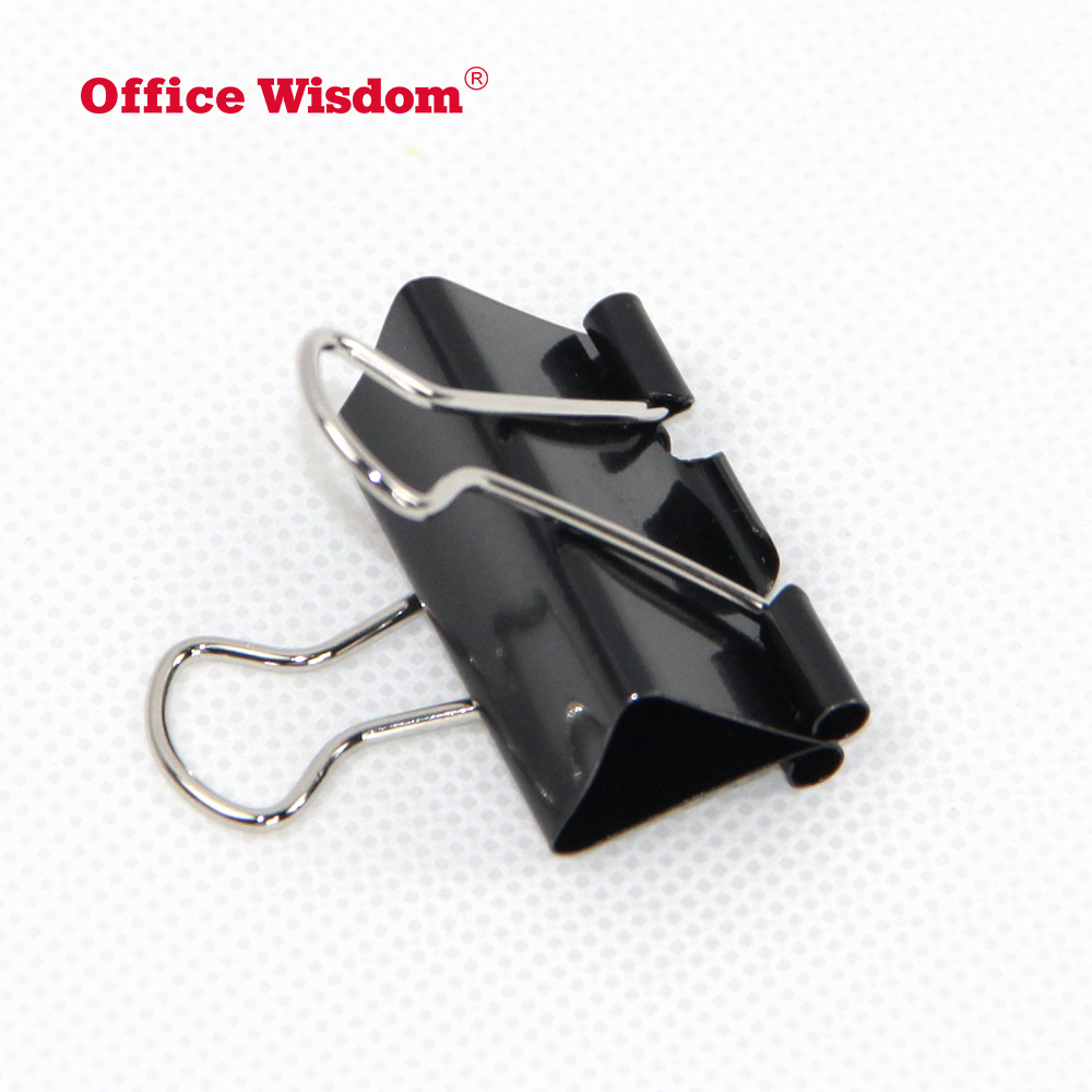 Manufacturer Wholesale Custom Personalized Binder Clips Paper Clip With Custom Logo