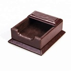 Custom Leather Business Office set Desktop Set