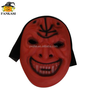 Horrible Demon with smile halloween party mask