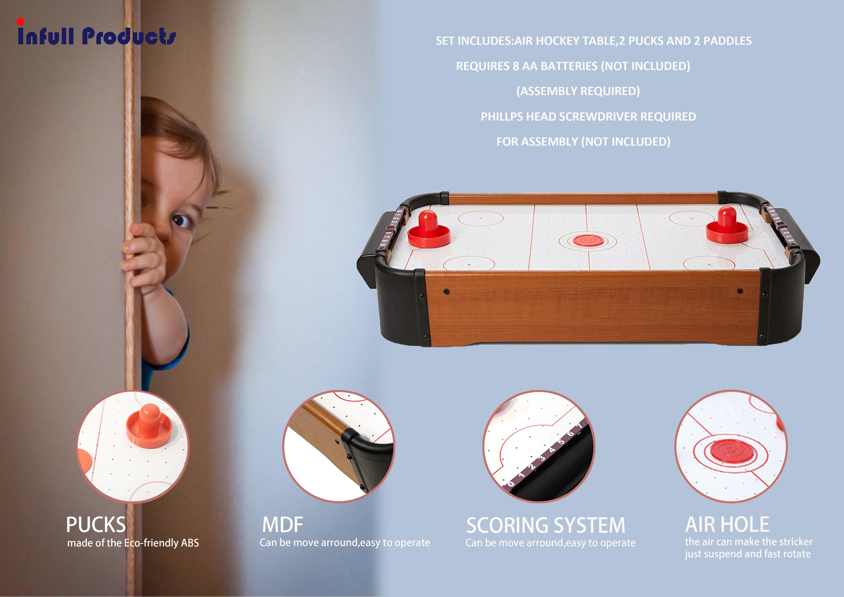 Портативная Мини-Хоккейная настольная игра для детей