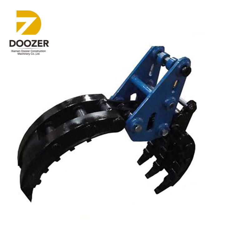 2018 Excavator Grabs Excavator Hydraulic Grapple Crane Log Grapple Log Grab Wood Grapple Grab Bucket