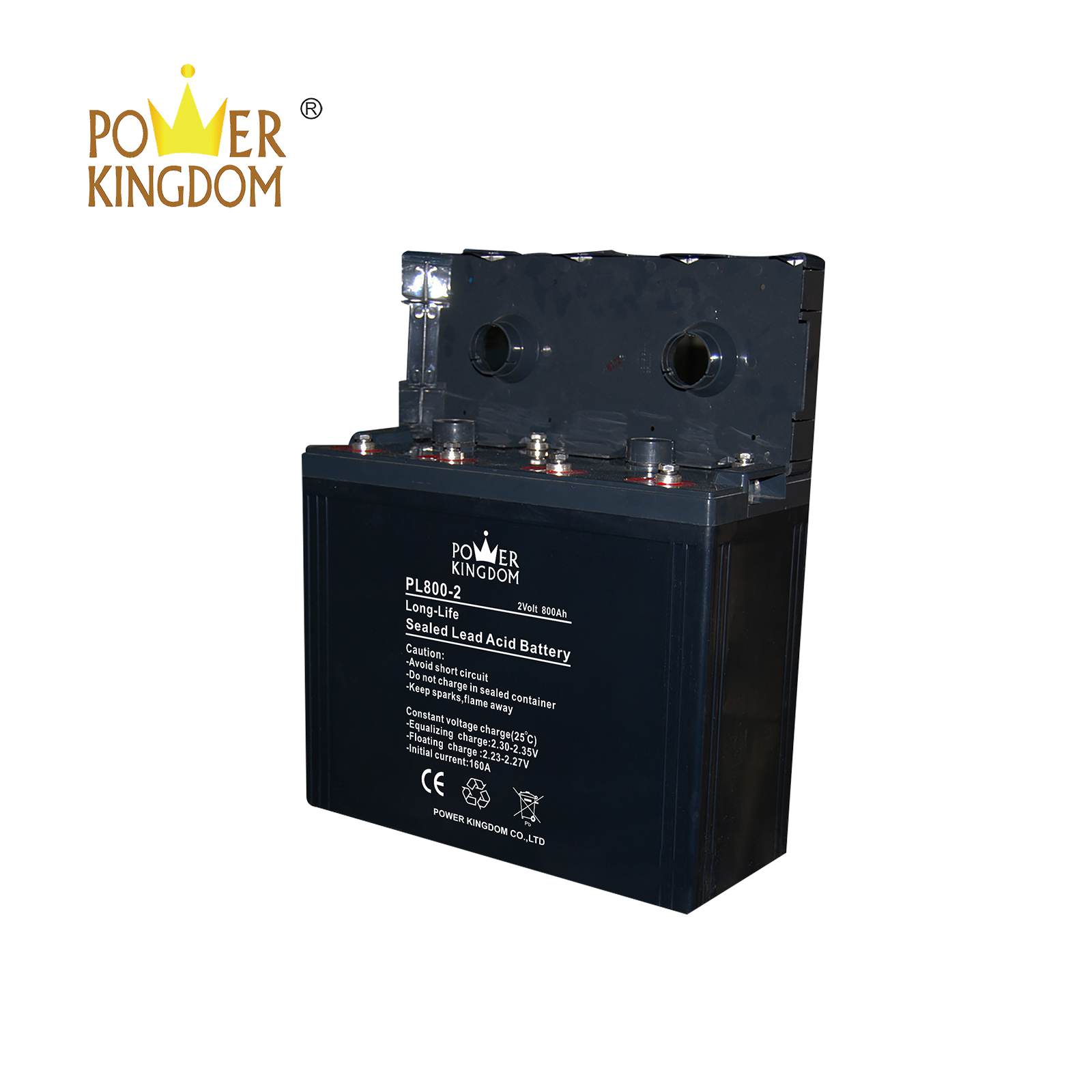 Power Kingdom Custom agm battery box directly sale fire system-2
