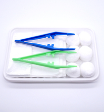 Surgical sterile wound basic dressing pack kit