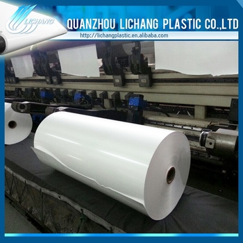 Synthetic Paper for Pressure Sensitive Label (SP-PG-40)