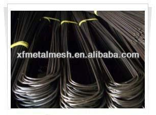 Galvanized / PVC U Type Wire