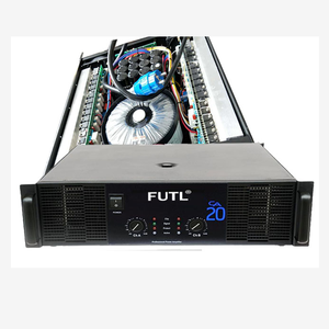 Power amplifier CA20 used for subwoofer