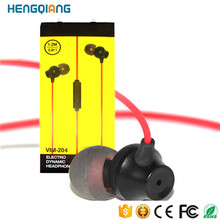 High performance wireless bluetooth ear piece for smartphone