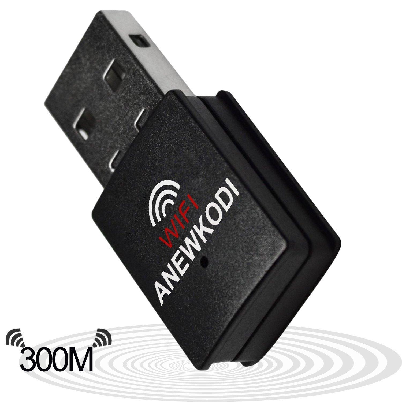 Buy ANEWKODI USB Wifi Adapter Wireless Network Card 5dBi 2 4GHz/5GHz