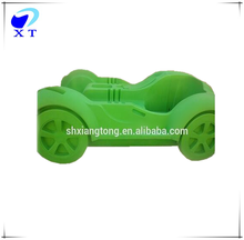 Customized Rotational molding plastic toy canoe mold
