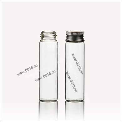 40ml candy glass bottle with aluminum cap