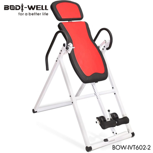 Adjustable Inversion Tables For Back Pain Inversion Bench with Better Back Comfort Cushion