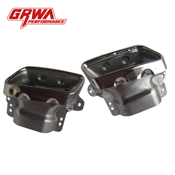 GRWA Modified Car Exhaust Dual Exhaust Tips For W211