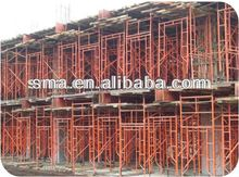 ladder cross lock frame falsework/scaffold(ing) system