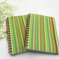 2016 New Custom Paper Sprial Notebooks