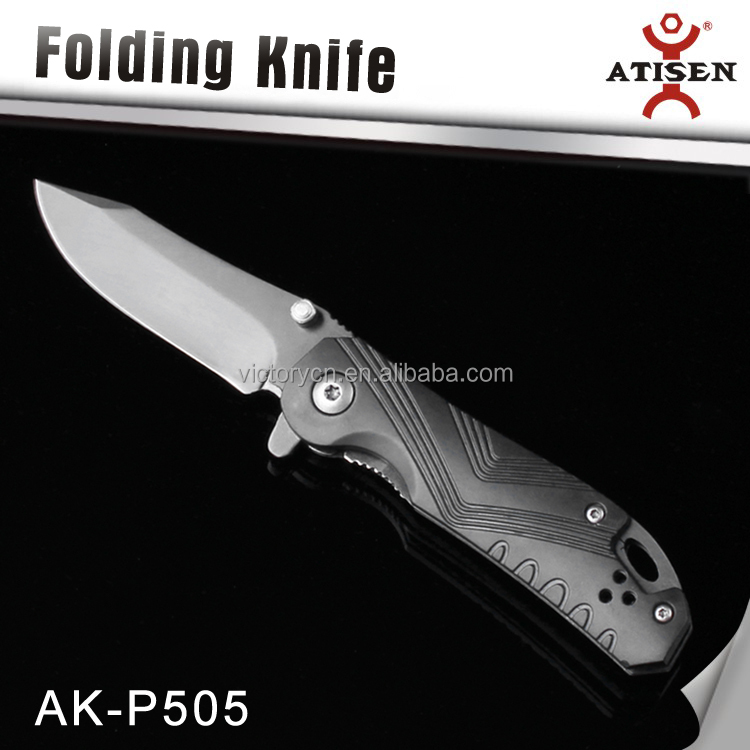 High Quality Precision Knife Outdoor Survival Camping Tactical Knife Folding