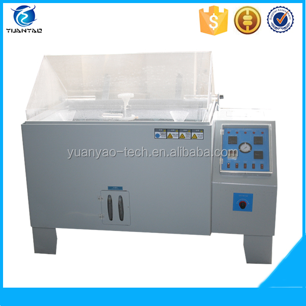Sea salt fog testing chamber with salt PH 6.5~7.2