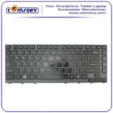 Toshiba Satellite Keyboard Layout