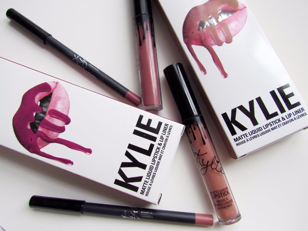 KYLIE JENNER LIP KIT *True Brown - 22 - Mary Jo - Candy - Kourt - Koko new W/Box