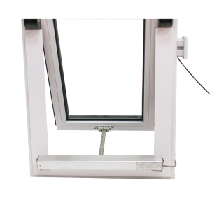 Shanghai Factory Custom UPVC Double Hung window