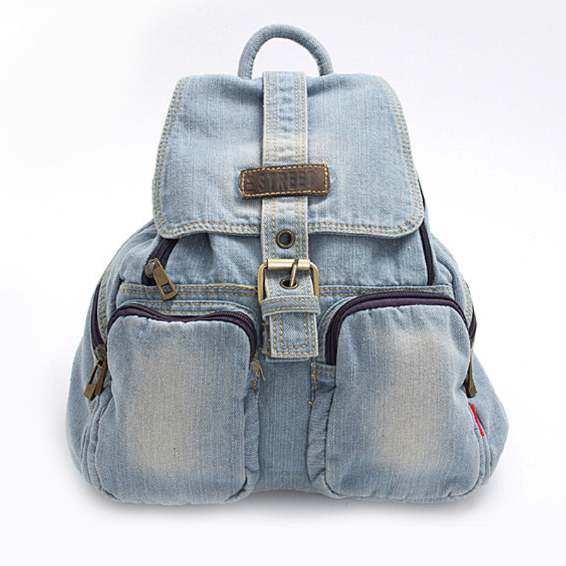Cheap Denim School Bags, find Denim School Bags deals on line at ...