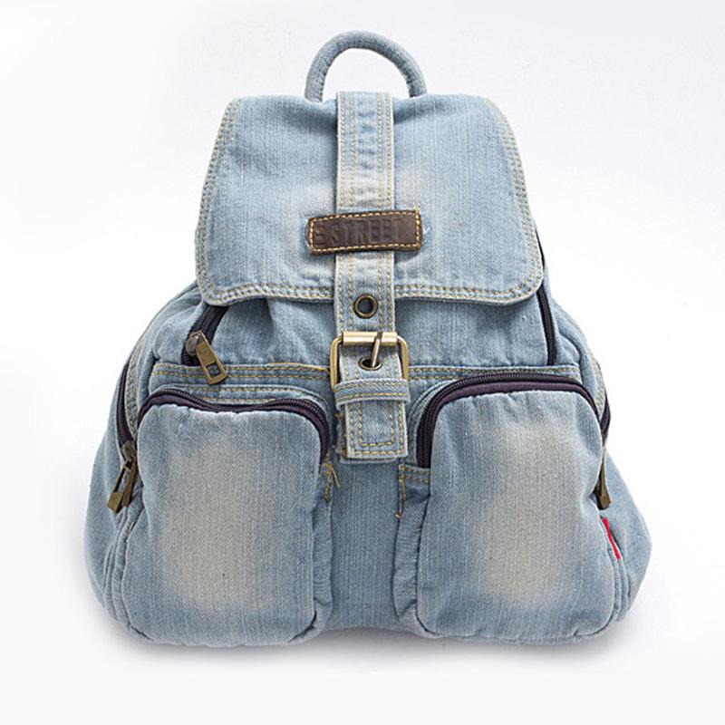 Cheap Denim School Bags, find Denim School Bags deals on line at ...