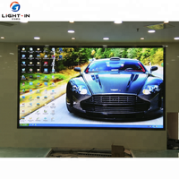 No ghost effect p2.5 led screen video wall for fixed with good price from mr led led monitor