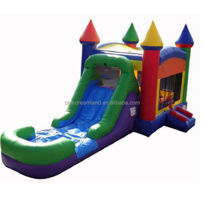 Hot sale giant funny inflatable bouncer indoor play jumping castle for baby