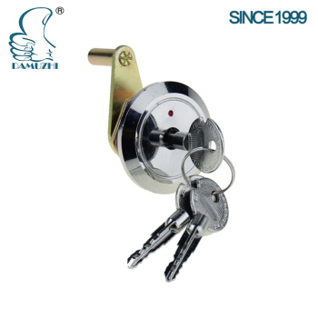 2018 High quality safety antitheft cabinet door key cross Locks 201A