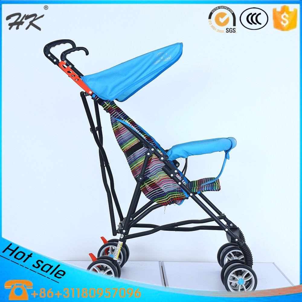 Baby stroller with canopy/good quality baby stroller/baby umbrella stroller factory in China