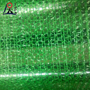 Green house agriculture hdpe pe plastic woven sun shade net for orchids agriculture
