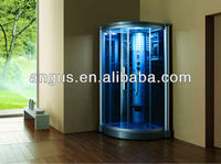 Single Corner Steam house.steam sauna room with sliding door YH-801L
