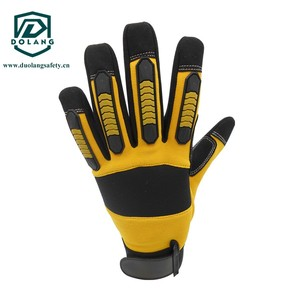 Custom Synthetic Leather Horse Riding Sports Gloves