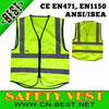 EN ISO 20471 High Viz Safety Reflective Executive Hi Vis Protective Work Wear/reflective vest /safety vest