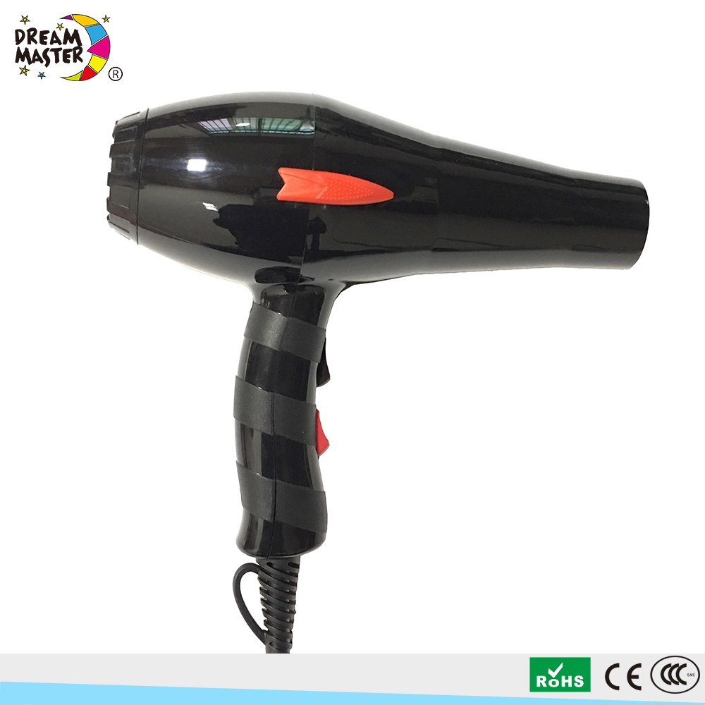 Professional AC 220V Hotel Household Salon Hair Blower 1800W/Universal Hair Dryer Nozzles