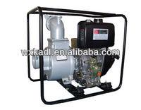 KDP40 4Inch 6.3kw/8hp Hand Starting Diesel Power Water Pump Set