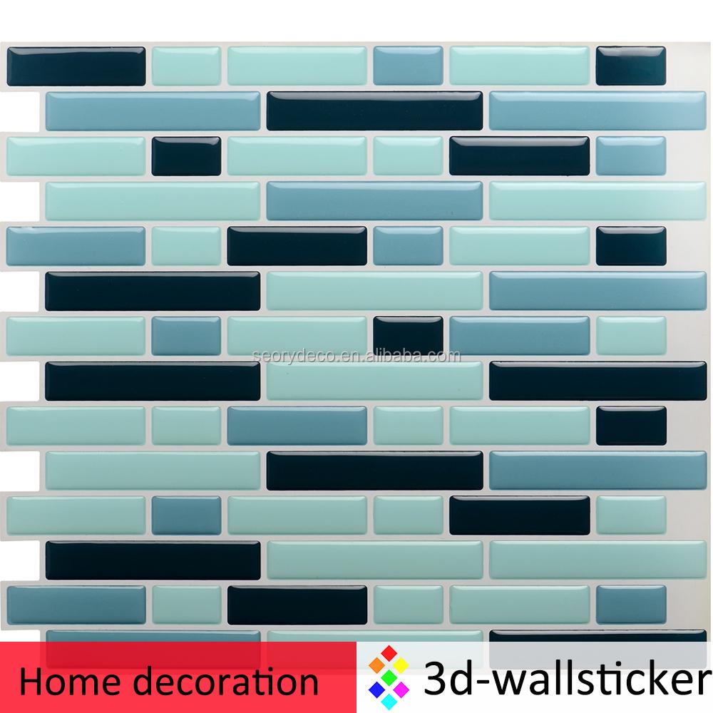 billig mosaik mosaik klebefolie fr fliesen express gnstige hellblau grn glas fliesen. Black Bedroom Furniture Sets. Home Design Ideas