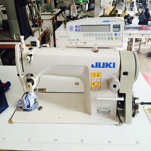Fresh Clear good conditional juki 8700-7 lockstitch industrial used sewing machine