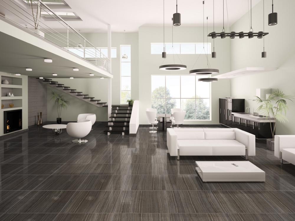 Effetto legno pavimento di piastrelle gres porcellanato italiano