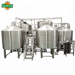 Complete 30bbl commercial beer brewery equipment for sale