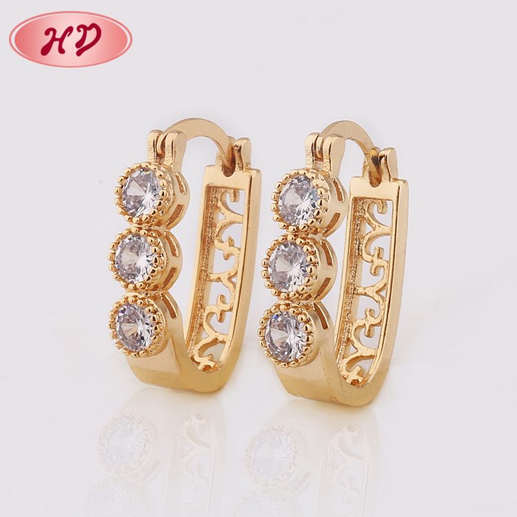 Gold Ear Tops Designs For Women, Gold Ear Tops Designs For Women ...