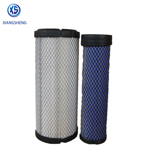 air filter element factory wholesale Hino truck spare parts 87438248 16500-X715AA for CLEAN FILTERS