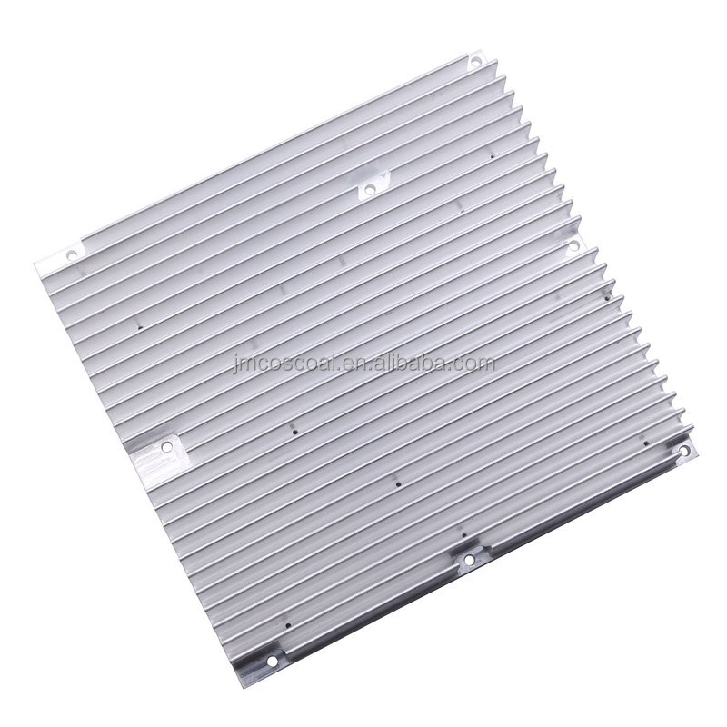CNC Machining Aluminum Heat Sink