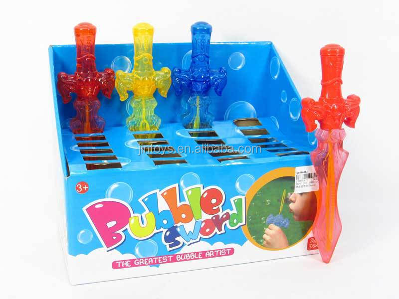 24 In 1 Funny Plastic Educational Soap Bubble Toy Big Bubble Sword ...