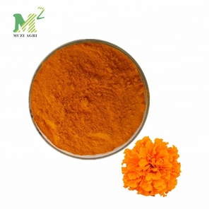 100% Natural Lutein Marigold Flower Extract Zeaxanthin 40% Marigold Extract Powder