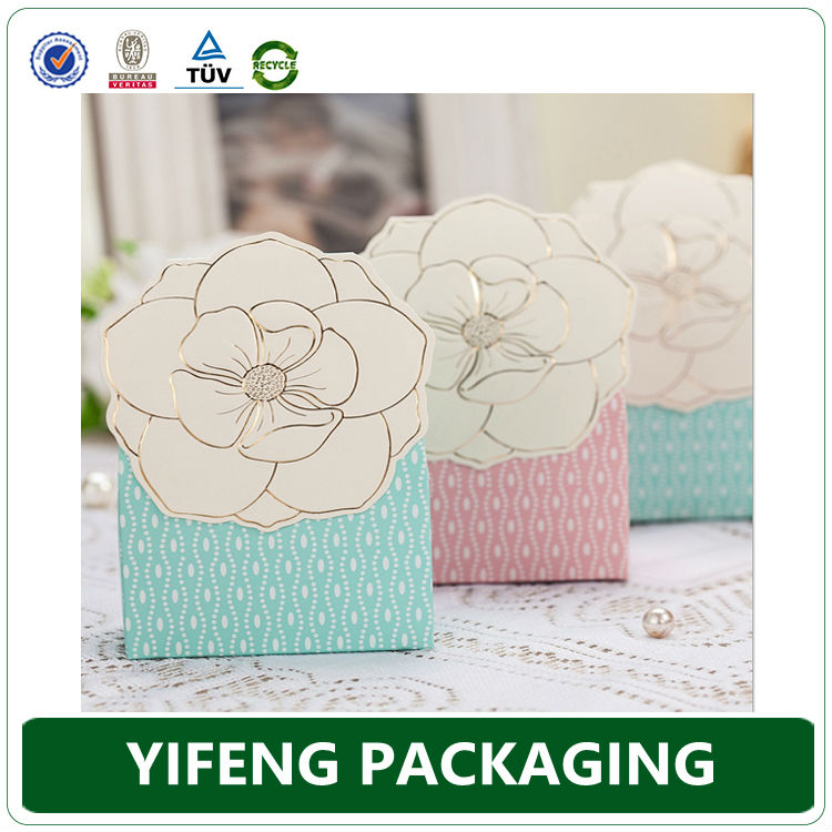 custom decorative colour fancy small paper herbal incense bags