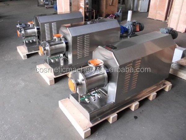 Inline & pipeline High shear emulsion pump