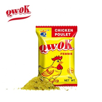 African mix seasonings 10g chicken bouillon powder stock powder seasoning powder