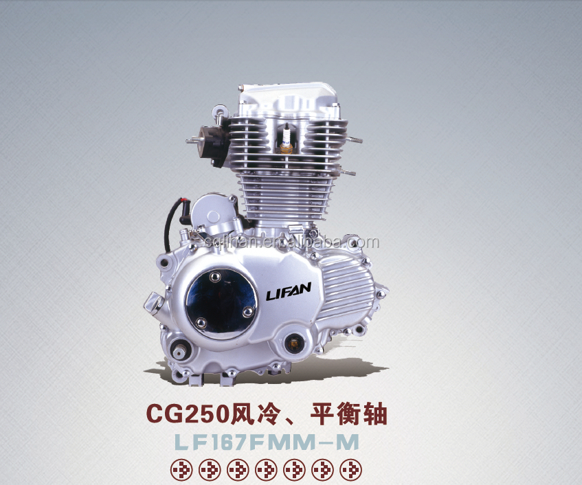 Lifan 250cc Engine Motorbike And Lifan Motorcycle Enignes