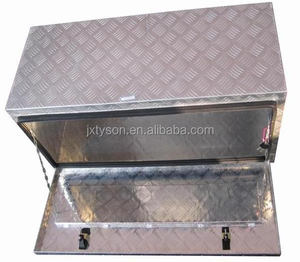 Full Size Aluminum Tools Box 1.5mm Thick for Tools Storage