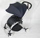 Top Selling Multifunctional Four Wheels Good Baby Stroller With Five Points High Density Safety Belt